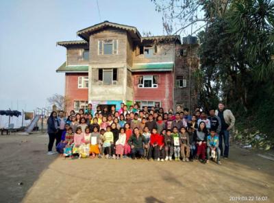 Edith Wilkins Street Children Foundation
