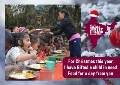 THIS YEAR THE FOUNDATION IS SETTING UP A NEW INITIATIVE FOR CHRISTMAS GIFTS.  BUY A GIFT THAT WILL BENEFIT A REAL FAMILY & WE WILL SEND YOU A CARD TO SEND TO YOUR FAMILY & FRIENDS.