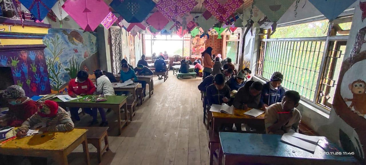 Edith Wilkins Street Children Foundation's crusade against child labour